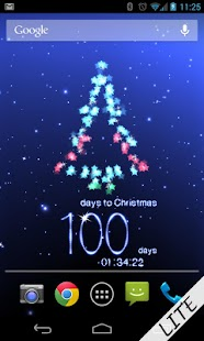 Christmas Countdown Free - screenshot thumbnail