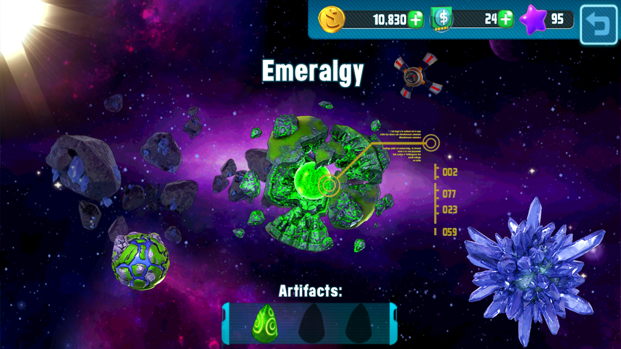 Cosmic Colony - screenshot