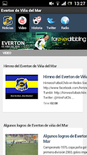 Everton de Viña del Mar - screenshot thumbnail