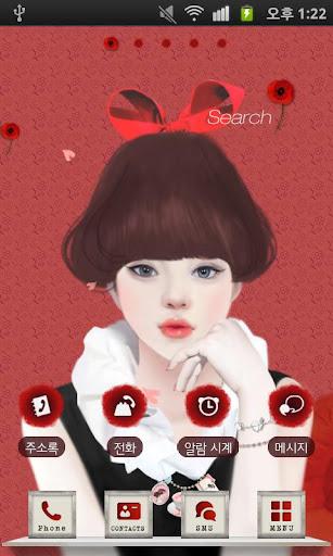 CUKI Theme Jennie's red room
