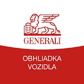 Generali obhliadka vozidla