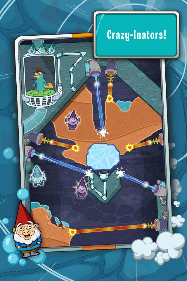 Where's My Perry? screenshot #13