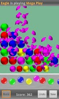 Screenshot of Bubble Burst Pro
