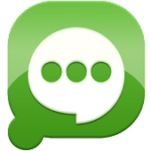 Easy SMS solid Green theme