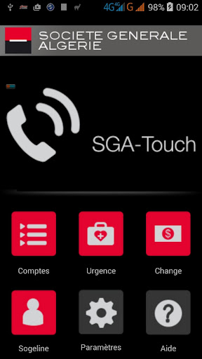 SGA Touch
