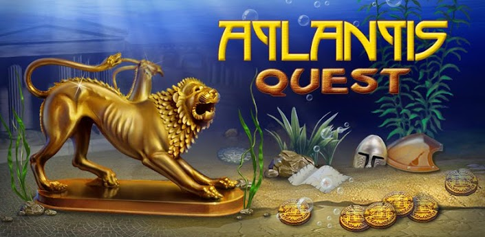 Игра Тайны Атлантиды скачать на телефон android