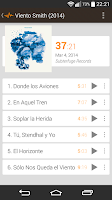 Screenshot of Bandhook - Discover new music