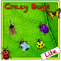 Crazy Bugs Lite logo