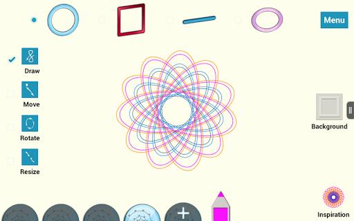 Super Spiral Graph Free