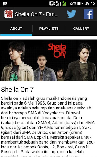 Sheila On 7 Unofficial
