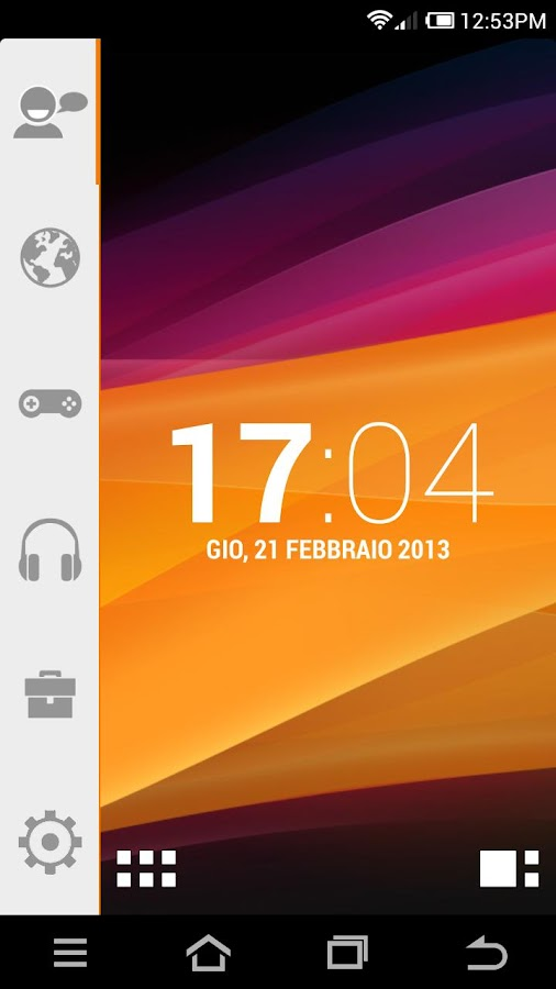 SL Theme MIUI style- screenshot