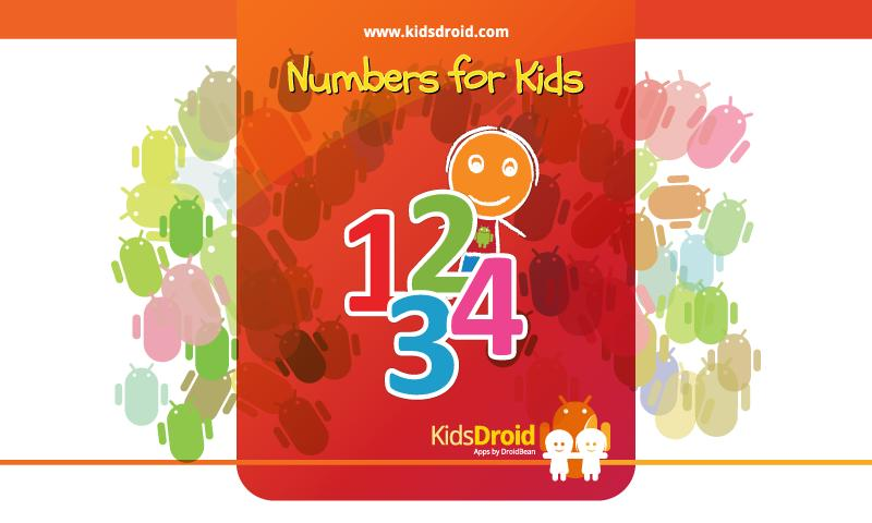 Numbers for Kids (Preschool) - screenshot