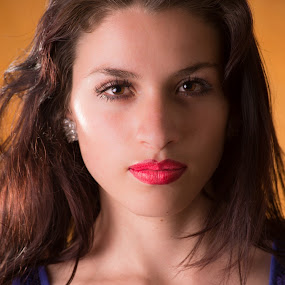 Beauty by Cristobal Garciaferro Rubio - People Portraits of Women ( lady, young lady )