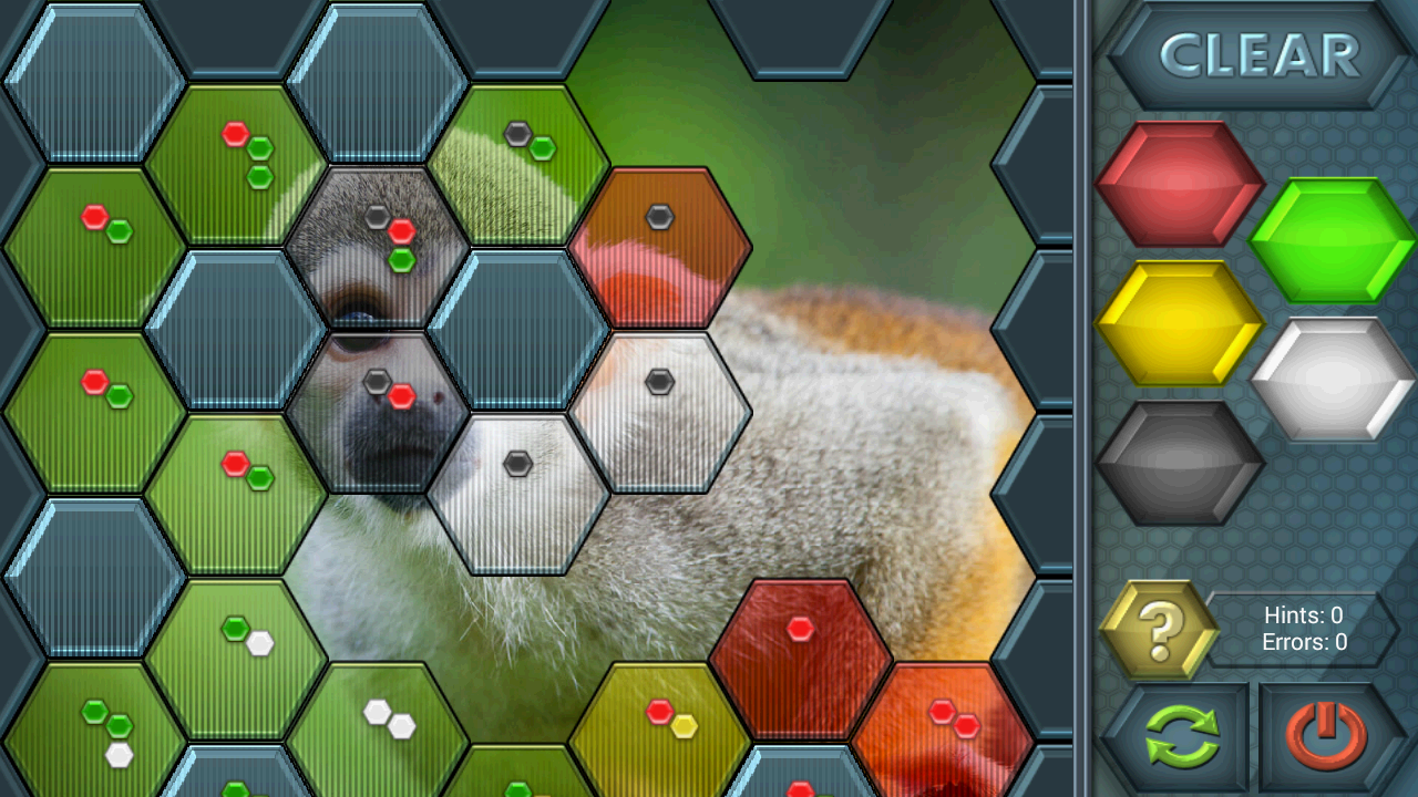 HexLogic - Zoo- screenshot