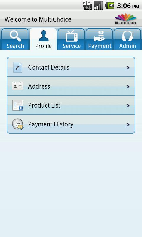 SMA Dealer Application - screenshot