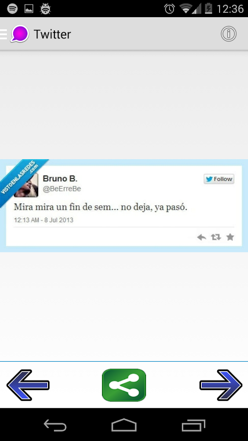 Imagenes graciosas - screenshot