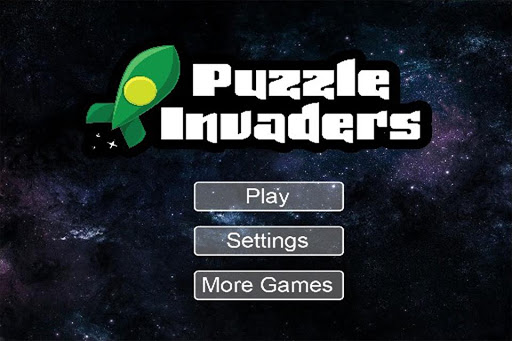 Puzzle Invaders
