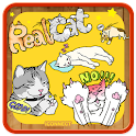 Real Cat Stamp icon