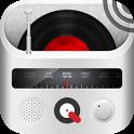 올레뮤직 Q - 무제한 음악 방송,무료 라디오 icon