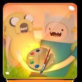 Paint Adventure Time