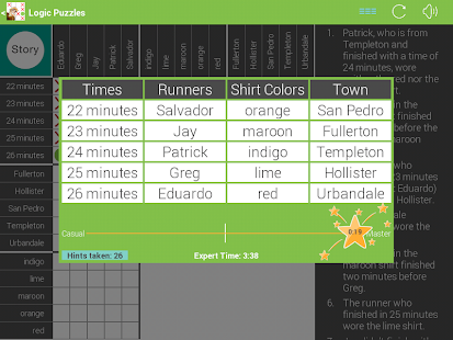 Logic Puzzles - Brain Fun- screenshot thumbnail