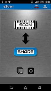 ScanME Barcodescanner screenshot