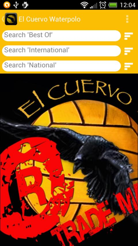El Cuervo Waterpolo - screenshot