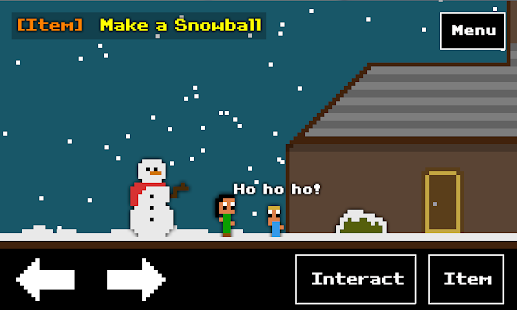 Quiet Christmas (Free) Screenshot 3