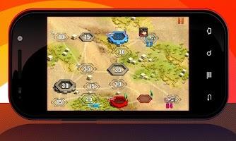 Screenshot of Modern Conflict