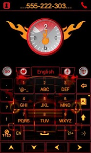 Car-and-Speed-Keyboard-Theme 5