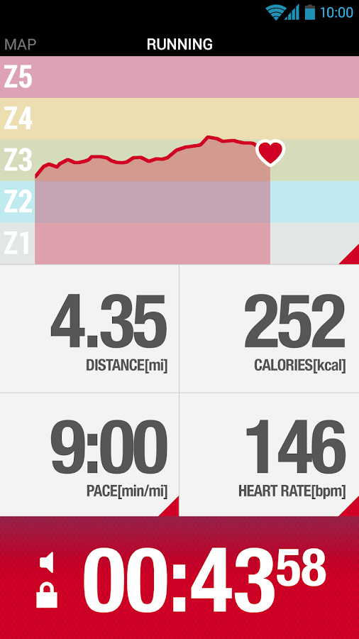 Polar Beat - Fitness Coach - screenshot