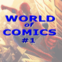 World of Comics #1 logo