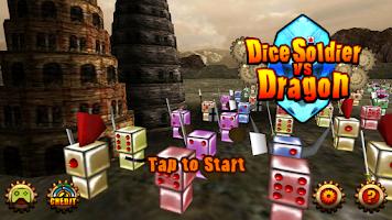Screenshot of DiceSoldier vs Dragon