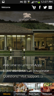 Appy Hotel - Enjoy Your Hotel!- screenshot thumbnail
