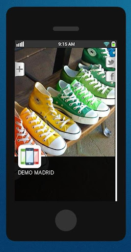 DEMO MADRID
