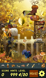 Hidden Object - Turkey Trot!- screenshot thumbnail