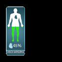 uccw human body battery skin icon