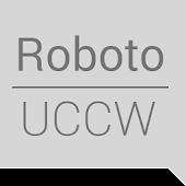 Roboto UCCW Widget