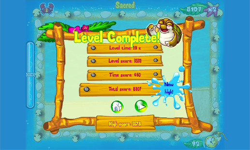 Turtleball HD - screenshot thumbnail