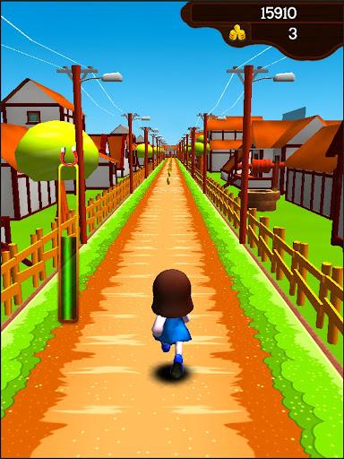 Dorae Run - Cute 3D runner