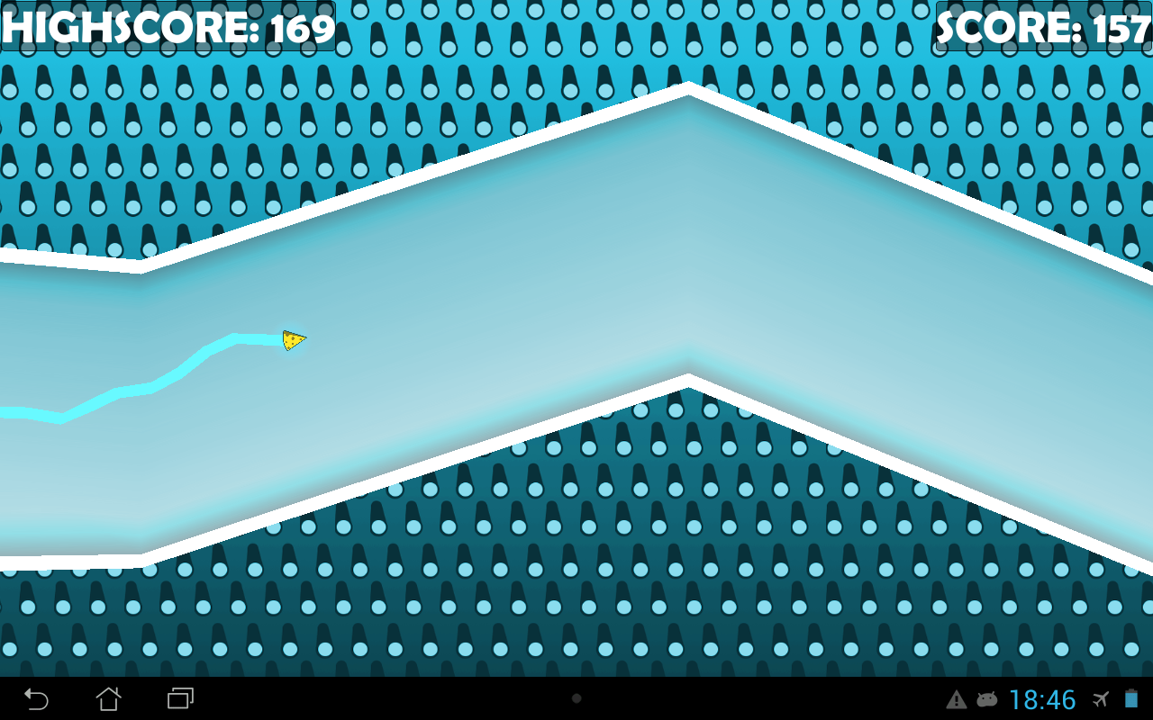 Flappy Cheese Run - screenshot
