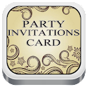 Party Invitation Card logo