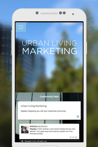 Urban Living Marketing