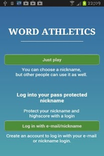 Word Athletics