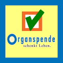 Organspende Ausweis icon