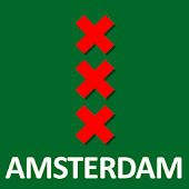 Amsterdam, The Map - Free