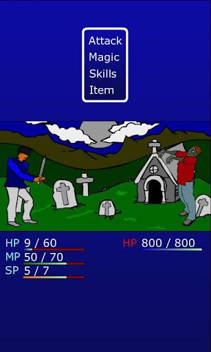 Desolate Battle RPG