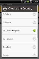 Screenshot of EU VAT Checker