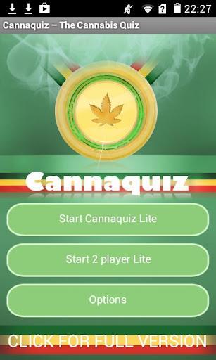 Cannaquiz LITE – 420 Weed Quiz