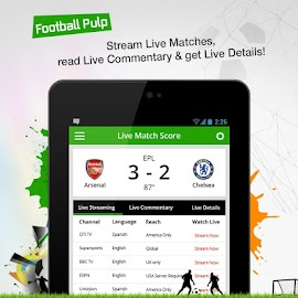 Football Pulp - Watch it Live! Screenshot 20